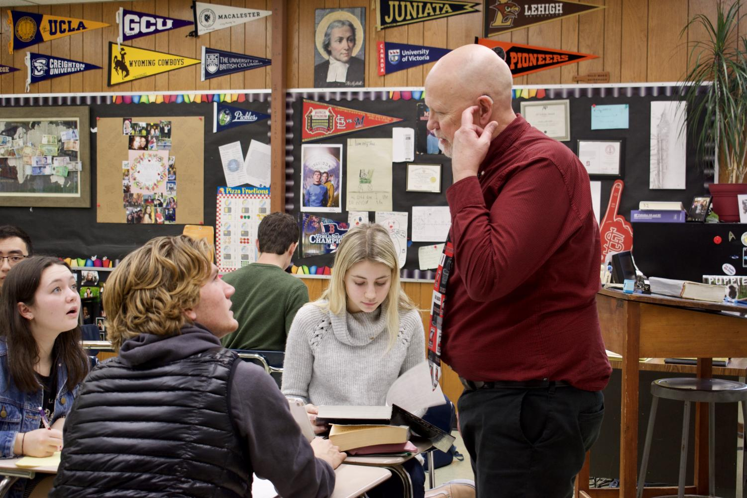 Mr.+Swanson+not+only+teaches+his+students+about+numbers+and+equations+but+also+is+a+support+system+for+their+life+outside+of+school.+