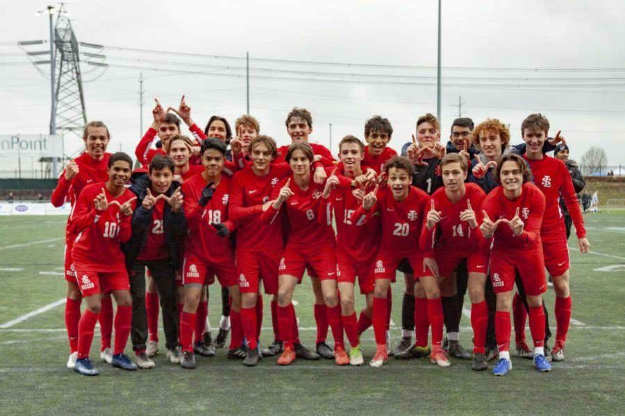 After Falling Short in the Playoffs For Several Years, the Boys Varsity Soccer Team Finds Redemption