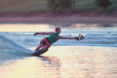 Competitive Water Skier Johnny Maitland Aims To Return To Nationals