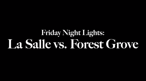 Friday Night Lights: Falcons Take On Forest Grove