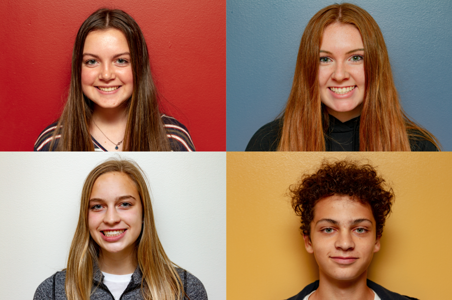 This fall there were seven freshmen athletes on varsity teams.