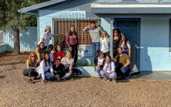 Students and Staff Explore Immigration Processes Firsthand on the Arizona Border Immersion