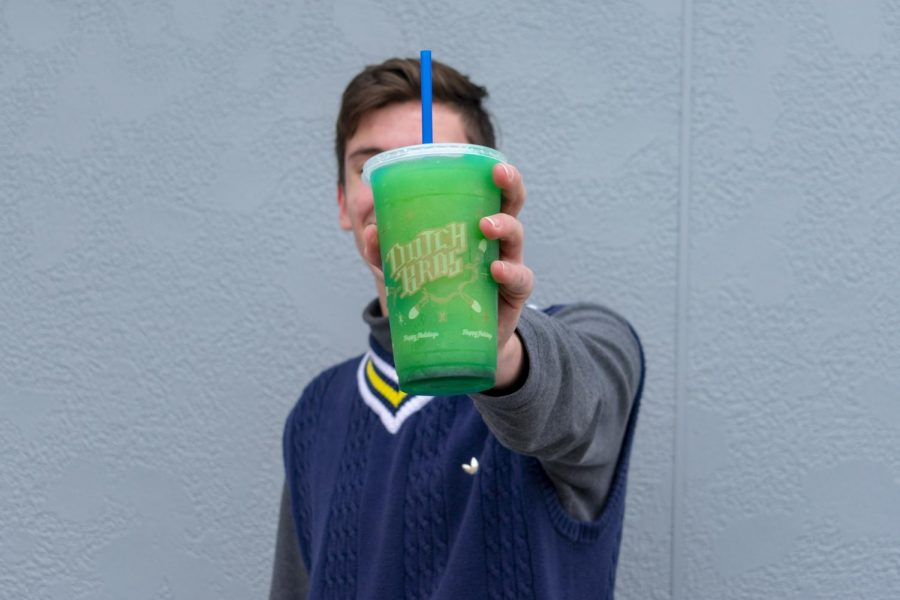 Dutch Bros is most commonly known  for the variety of special drinks that you can have the freedom to customize.