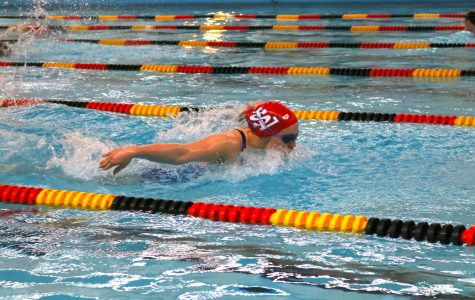 La Salle Swim Team Takes On Milwaukie and Scappoose in Their Second Meet of the Season