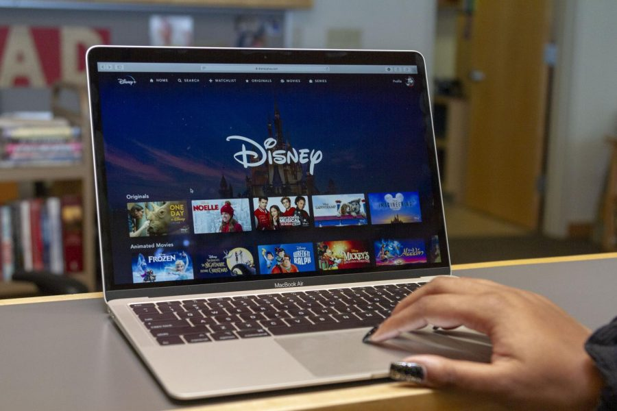 Disney+ offers nearly 500 movies and 7,500 different episodes of TV.