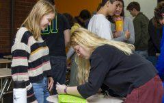 La Salle Helps Spread Christmas Joy to Lot Whitcomb Elementary