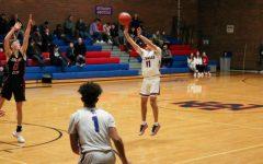 Varsity Boys Basketball Team Takes on Oregon City