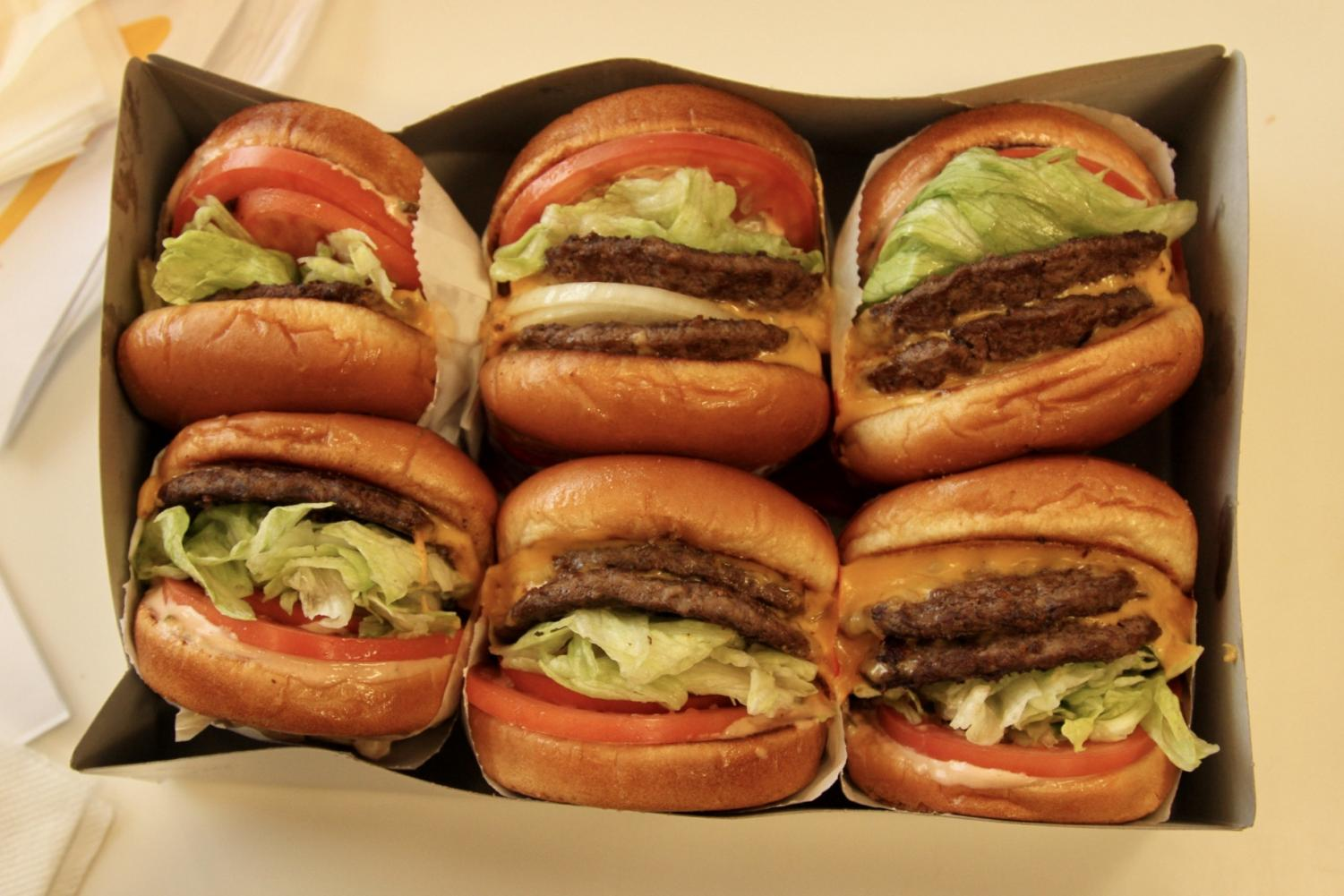 In-N-Out Burger originated in California, and now has restaurants in six states across the United States.