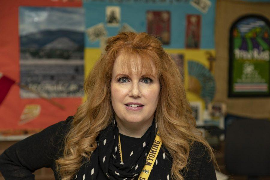 Ms. Kessler had a Madonna bob in high school.
