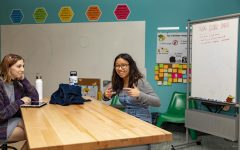 La Salle's Makerspace Encourages Students to Design, Create, and Make Mistakes