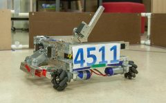 Robotics Club: Coding and Constructing the Future