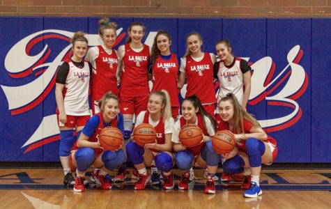 Varsity Girls Basketball Works Towards Yet Another State Title