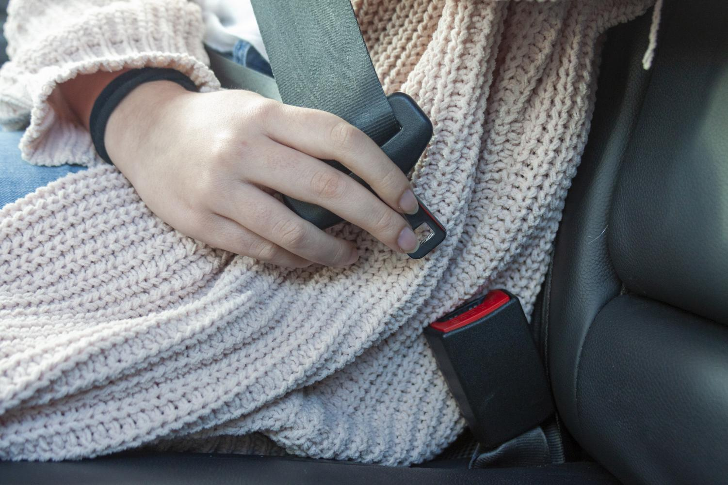 The importance in wearing a seat belt is overlooked by many.