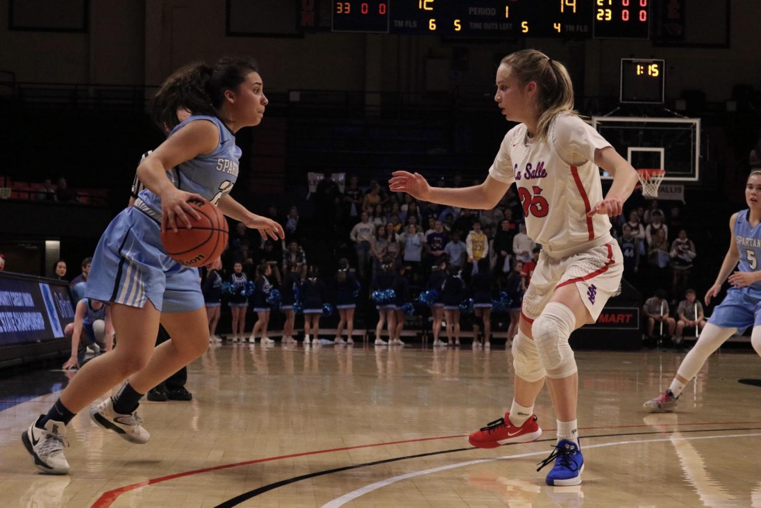 Freshman+Rhyan+Mogel+scored+23+points%2C+seven+boards%2C+two+assists%2C+two+blocks%2C+and+one+steal.