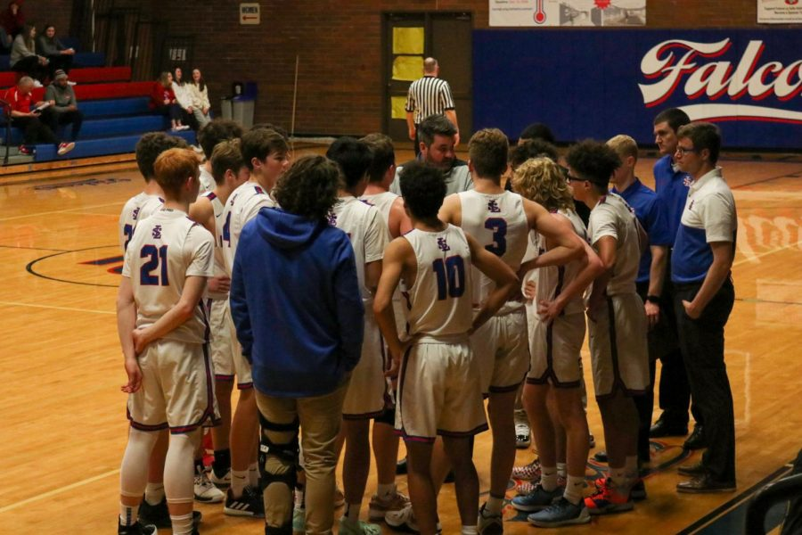 With an overall record of 13-11, the La Salle varsity boys basketball team will head to the playoffs this Saturday, March 7, at Crater High School.