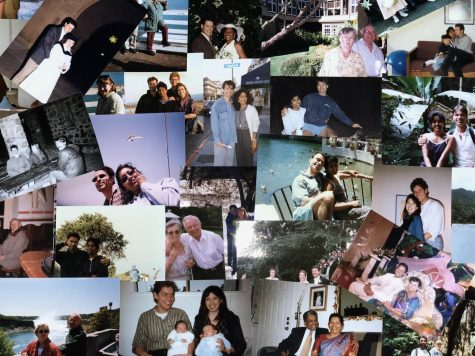 A collage of some couples whose relationships ended in divorce or separation, and some that are still together and in healthy relationships.