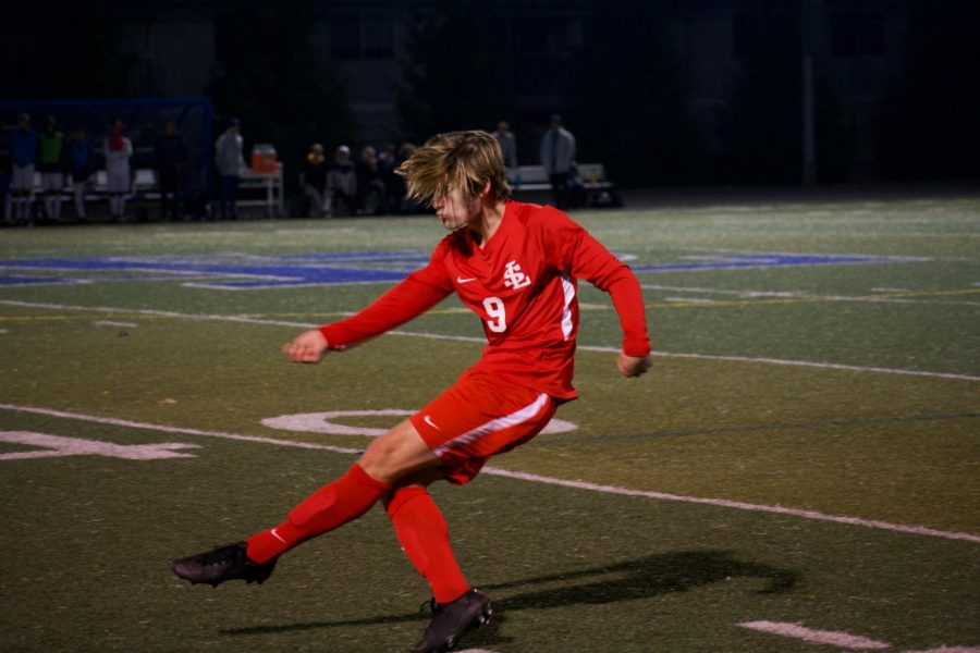 Cook has played for both Eastside Timbers and Westside Timbers club soccer teams, but he feels that La Salles soccer team is the best high school team.