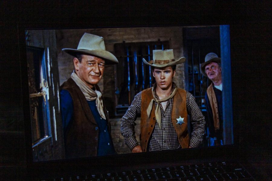 Rio Bravo stands out among other movies because of its memorable characters.