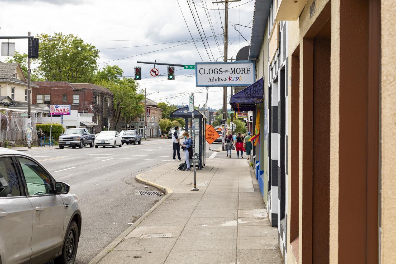 The+State+of+Hawthorne+Boulevard+During+the+Coronavirus+Quarantine