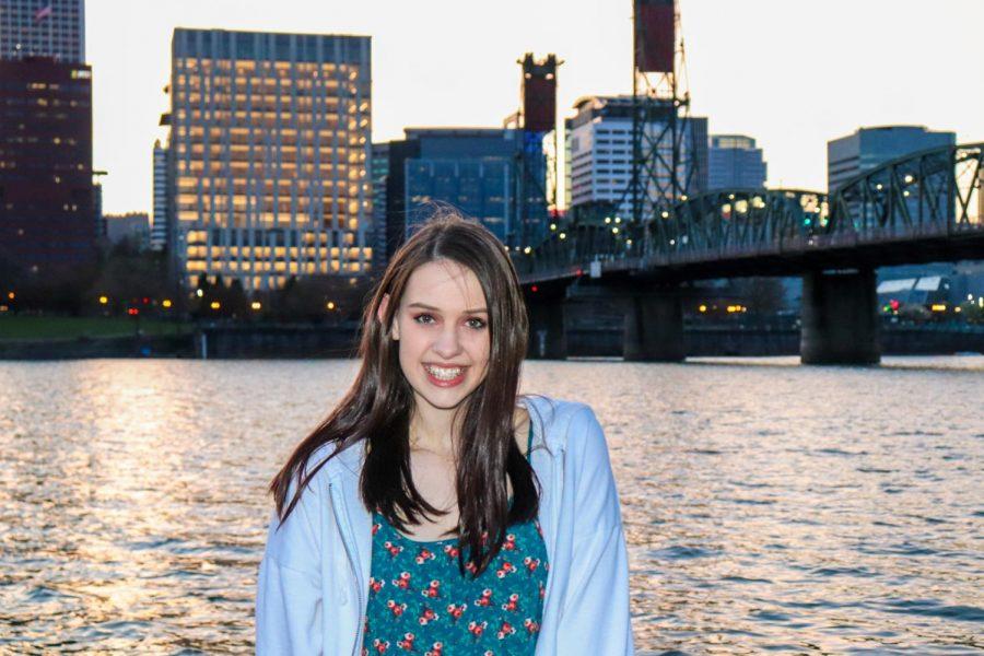 Student of the Week: Samantha Dillard