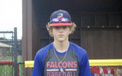 Sophomore Joey Irish plays baseball, soccer, and basketball.