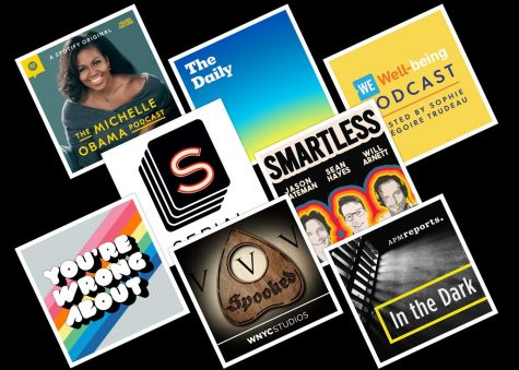 Whether you need to fill the silence on asynchronous learning days or you are just looking for something to do, podcasts are a great solution to this problem and there are so many options depending on your interests.