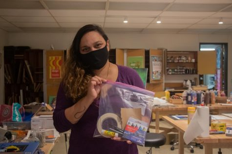 Art Classes Bring Healing And Creative Outlet For Students Through The Pandemic