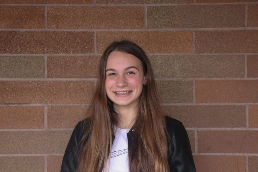 In addition to theater, Wooden has another creative outlet — singing. She is a part of the Youth Music Project, where she performed with her friends at a Portland Trail Blazers Game.