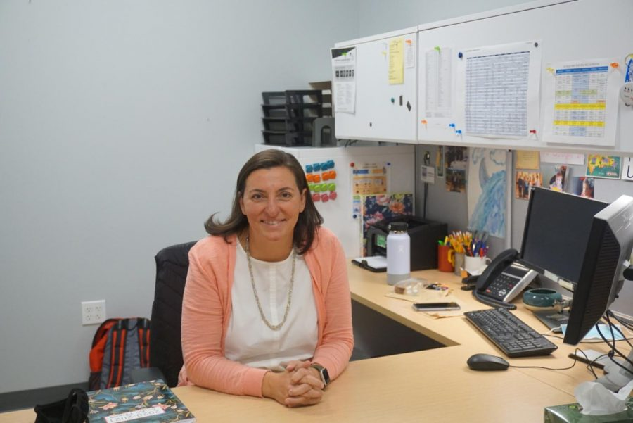 Ms. Kathleen Coughran Seeks to Support Teachers and Create Avenues for Student Success As New Vice Principal of Academics