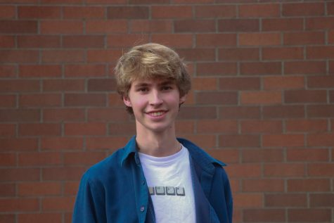 """The most important thing in my life is probably skateboarding and just hanging out with my friends,"" senior Ryan Schraner said."