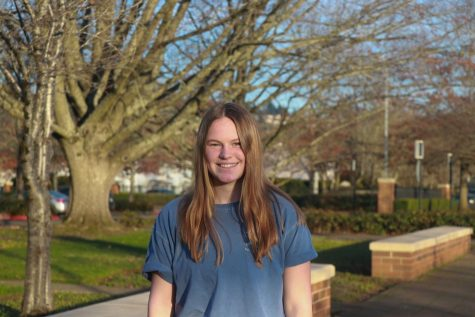 After high school, sophomore Allison Weber wishes to pursue a career as a physical therapist.