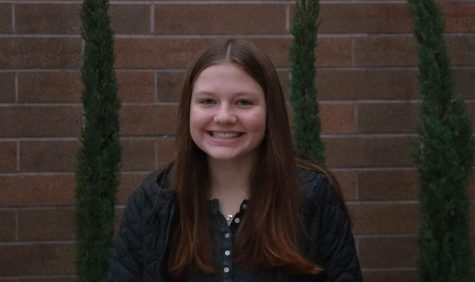 Junior Ryley Vickroy wants to pursue a career in special education.