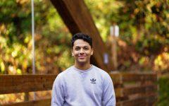 Senior Vishal Casper works at Kumon as a tutor.