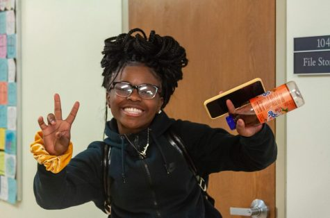 Before La Salle transitioned to online learning last school year, sophomore Yendora Young participated in basketball and track. This year, she hopes to do the same.