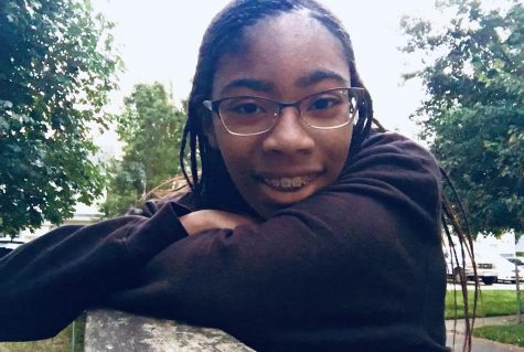 After high school, freshman Jasmine McIntosh wants to travel the world.
