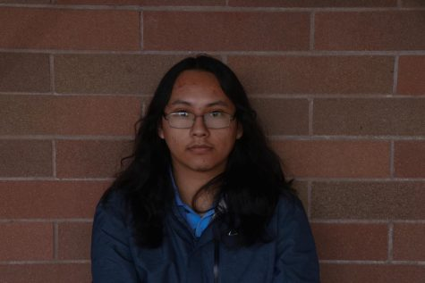 """[My religion] definitely shaped who I am as a person and definitely shaped my moral codes and what I stand for and what I believe in,"" junior Santiago Nolasco-Galicia said."