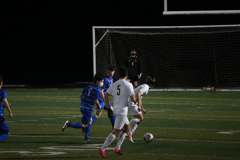 Boys+Varsity+Soccer+Ties+Against+Rex+Putnam