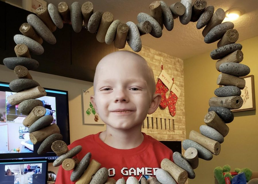 Wesley was first diagnosed with Philadelphia Chromosome-Positive Acute Lymphoblastic Leukemia when he was three years old.
