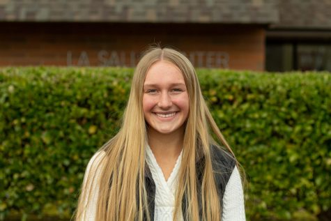 Brunkhorst is a participant in both the cross country and equestrian teams at La Salle.