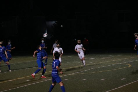 The La Salle varsity boys soccer team tied against Rex Putnam High School at 3-3.