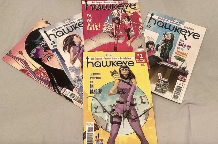 Since+her+debut+with+the+Young+Avengers%2C+Bishop+has+had+her+own+Hawkeye+comic+series+and+now+is+speculated+to+be+the+star+of+the+upcoming+TV+show.