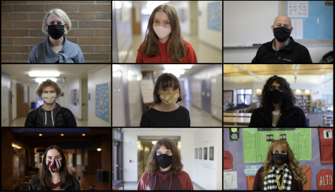Masks have offered people with new opportunities to express their personal style.