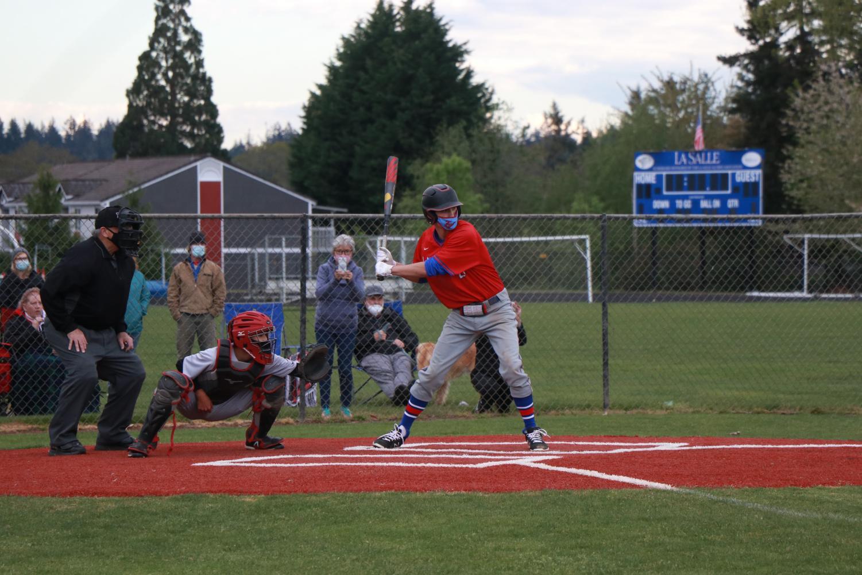Varsity+Baseball+Team+Defeats+Lincoln+10-0