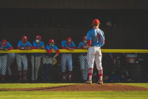 """The baseball team had its first game on April 13, and won 7-1. """"We had David Jensen pitching, and it definitely all came together,"""" Aidan O'Brien said. """"It was great."""""""