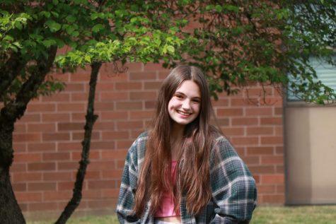 Over summer break, junior Katelyn Yarno Bakke plans on working at Camp Howard, a summer camp.