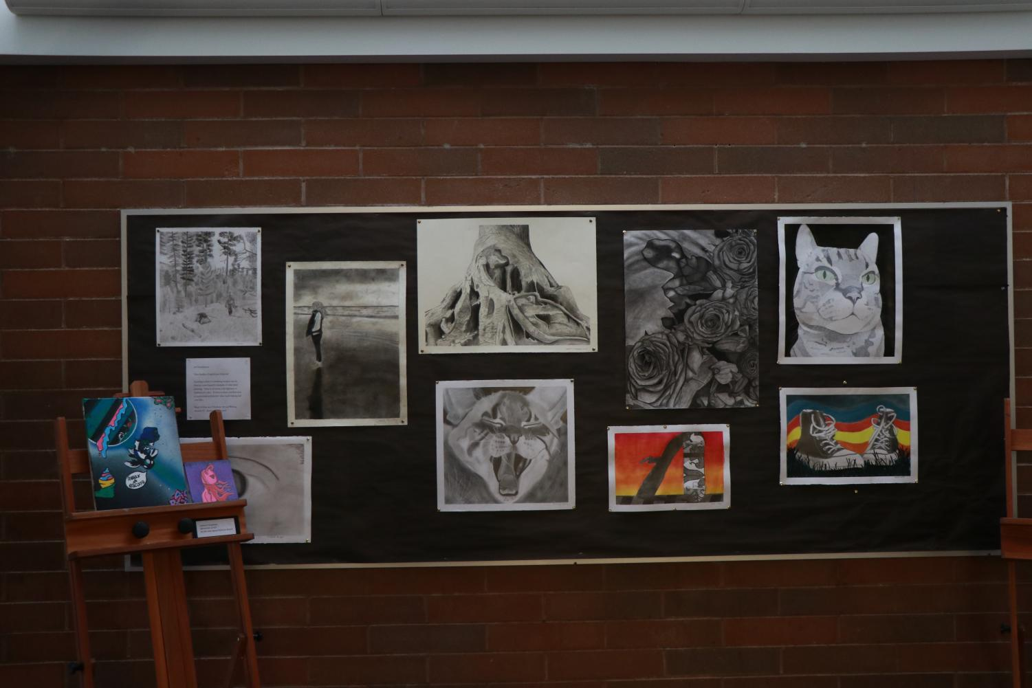 La+Salle+Art+Students+Showcase+Their+Talents+During+Arts+Week