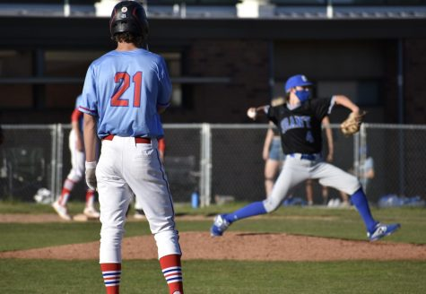The varsity baseball team lost to Grant High School with a score of 3-6.