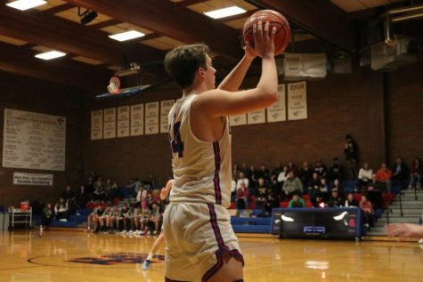 College basketball has always been at the back of senior Jake Owens' mind ever since he started playing at around the age of five.