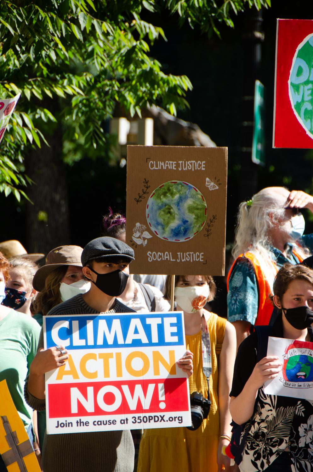 Portland+Youth+Participate+in+Global+Climate+Strike%2C+Joining+Thousands+Around+the+World