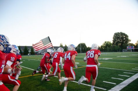 On Friday, Sept. 24 La Salle played The Dalles at home.